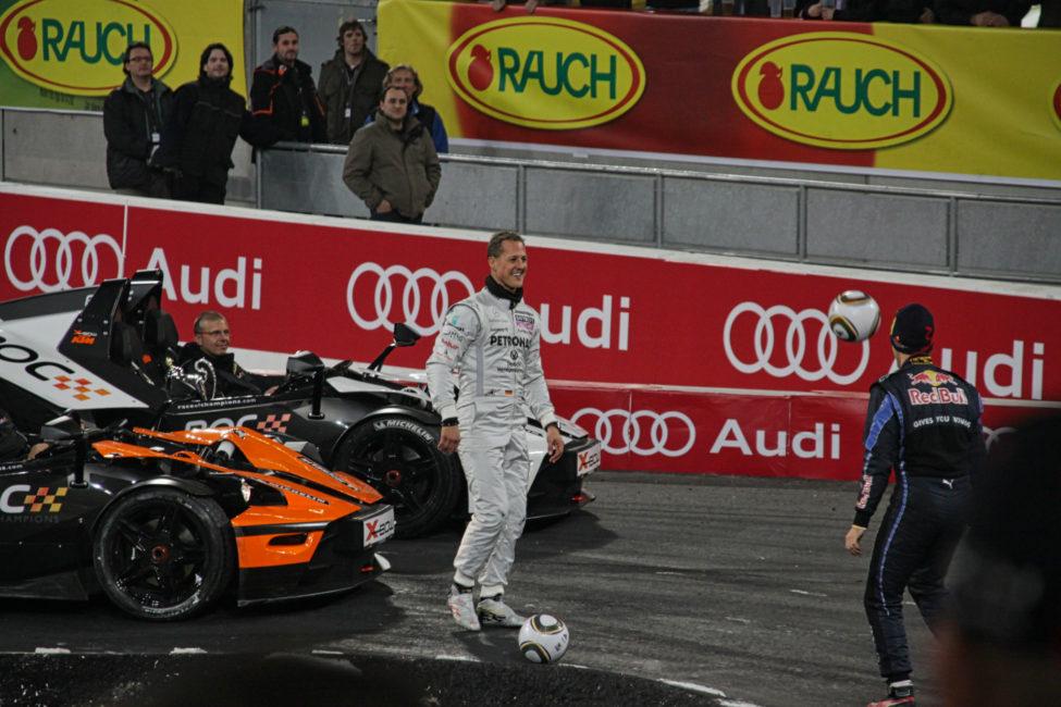 Race Of Champion in Düsseldorf