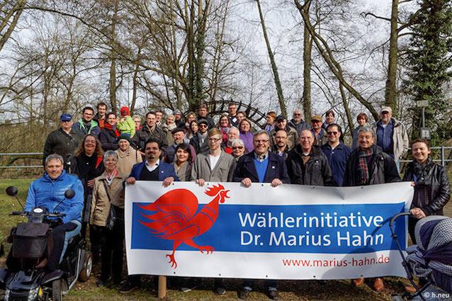 Wählerinitiative Dr.Marius-Hahn