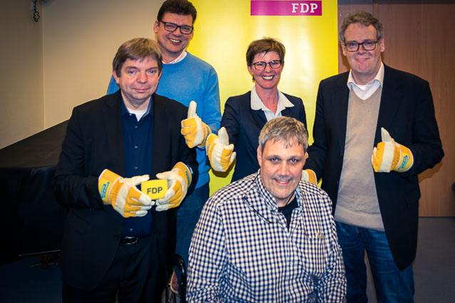 FDP Wahlprogramm 2016
