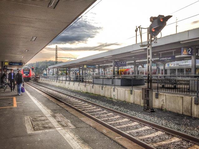 Regionalbahnhof Limburg a.d. Lahn