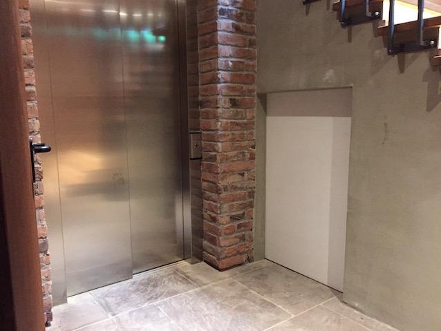 Foto: Barrierefreier Aufzug im - Objekt Grabenstraße