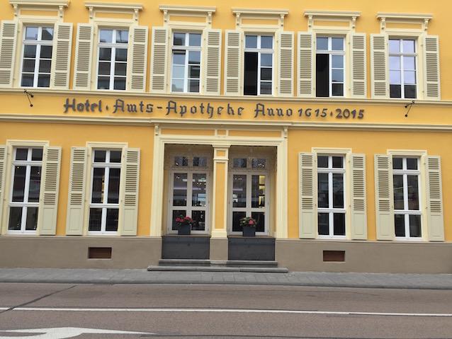Foto: Objekt Grabenstraße Amts Apotheke