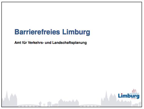 Barrierefreies Limburg