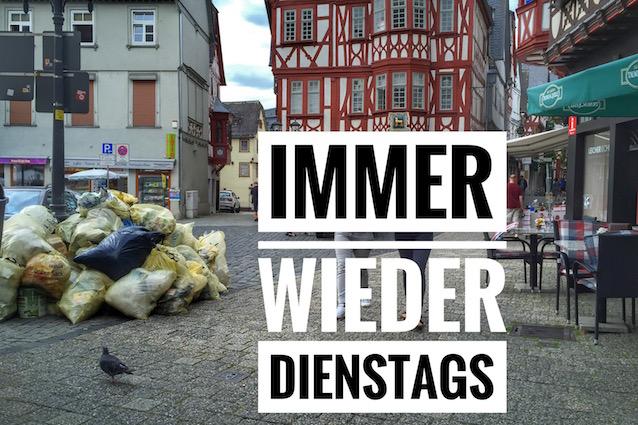 Gelbesäcke-Altstadt