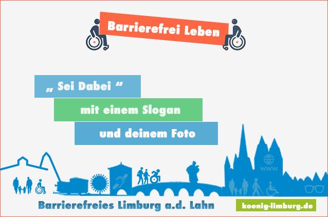 Projektgrafik: Barrierefrei Leben