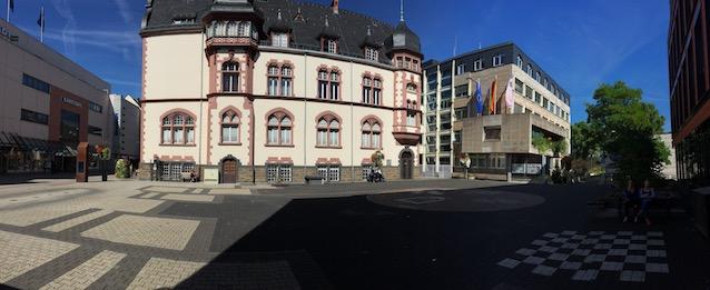 Foto Europaplatz