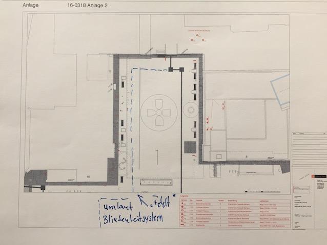 Planungsunterlagen Europaplatz