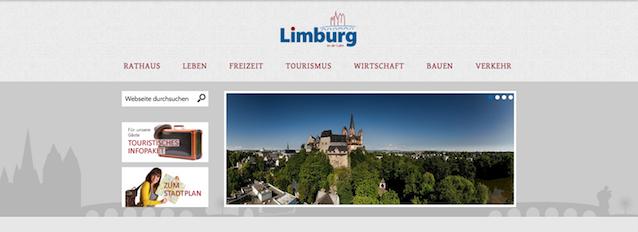 Webseite-Limburg