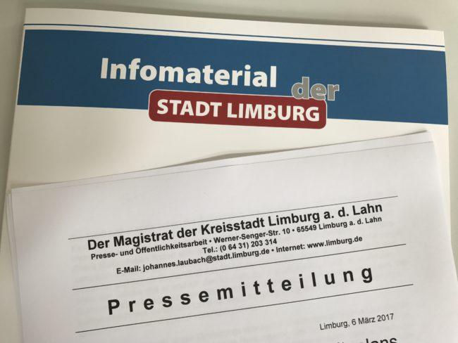 Foto der Pressemappe