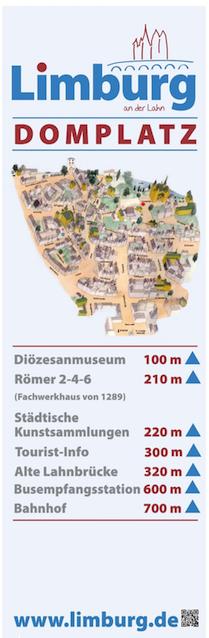 Leitsystem für Innen- und Altstadt
