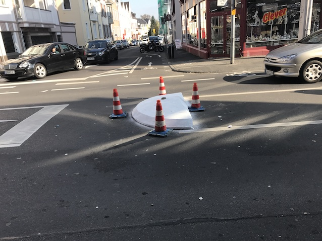 Sicherheit- Doktor-Wolff- Ecke Frankenstrasse