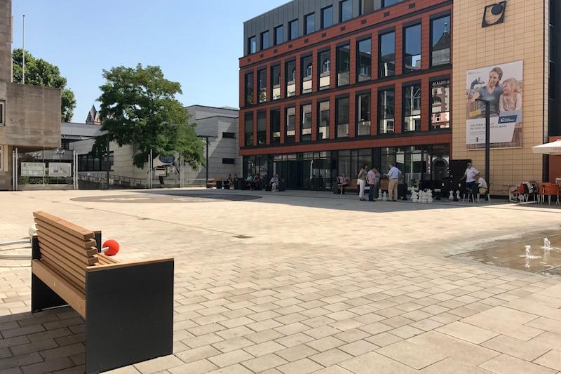 Europaplatz Limburg