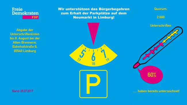 Bürgerbegehren in Limburg
