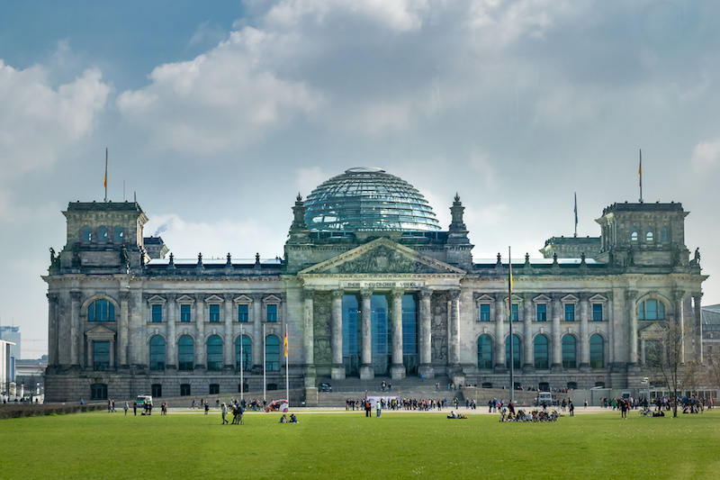 Mit Blick nach Berlin