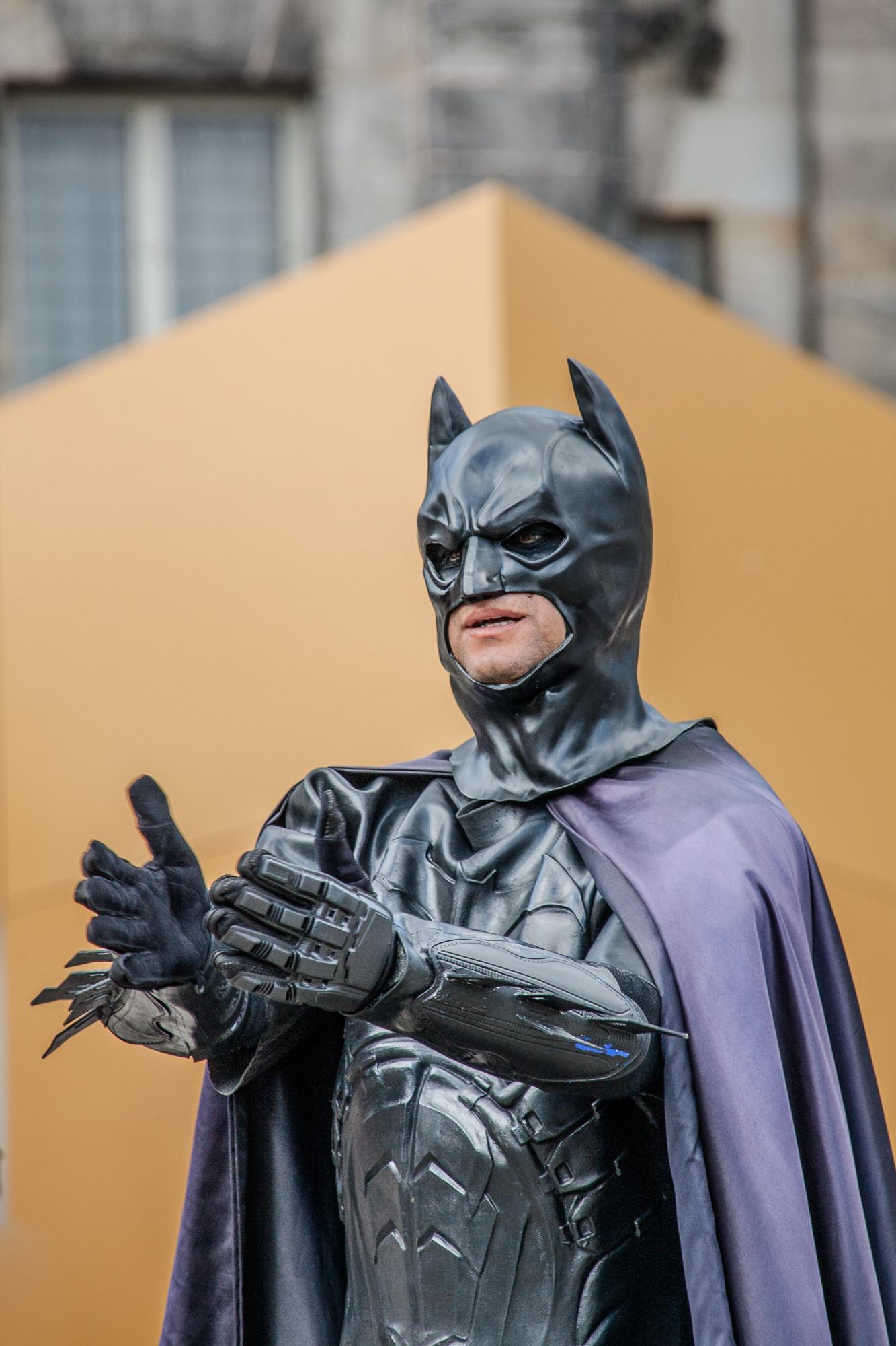 Sensenmann, Batman und Co.