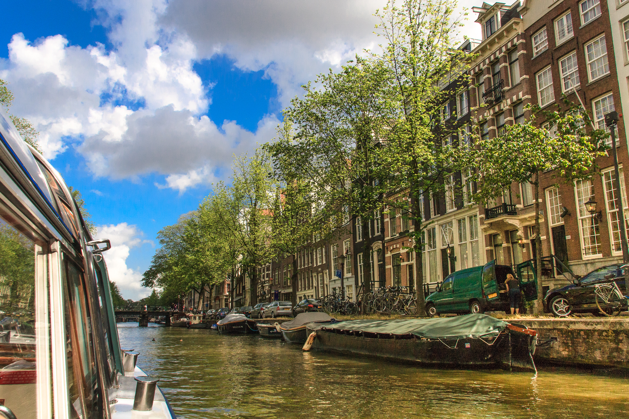 Stadtmotive aus Amsterdam