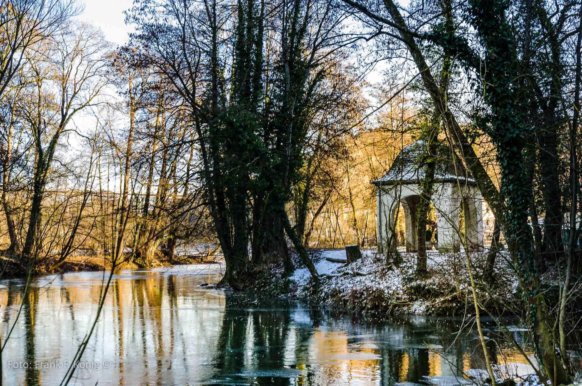 Ein Hauch Winter in Limburg