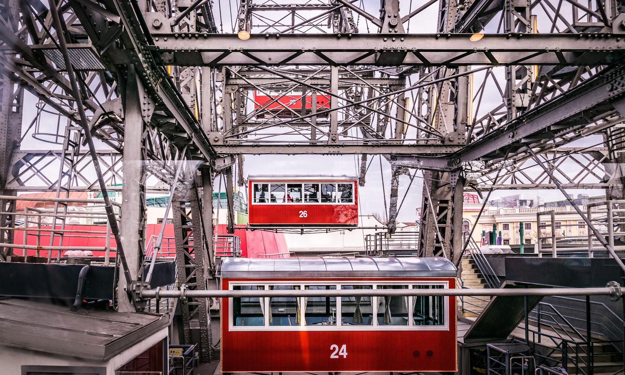 Städtefotografie in Wien