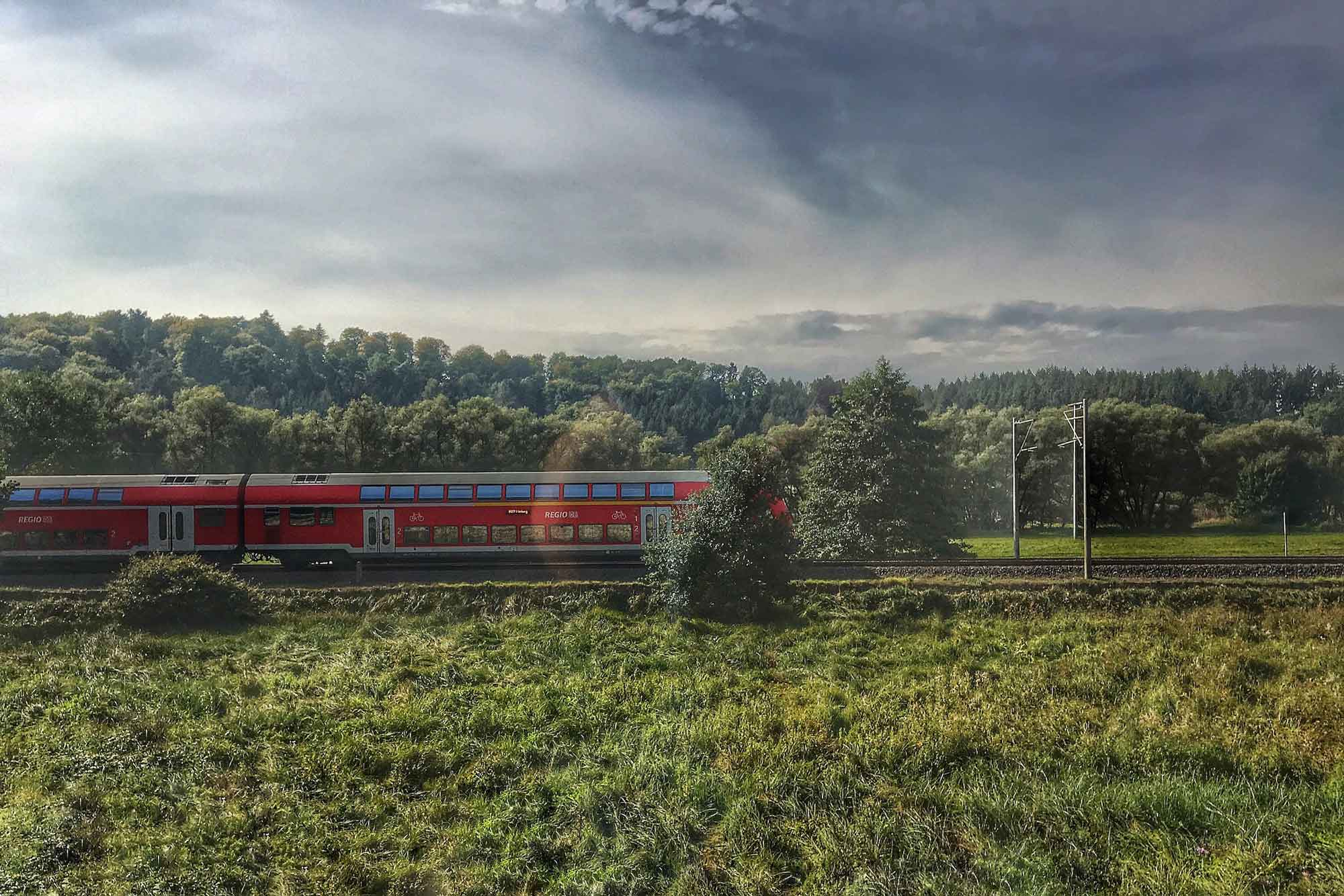 Barrierefreiheit an Bahnsteigen in Baden-Württemberg
