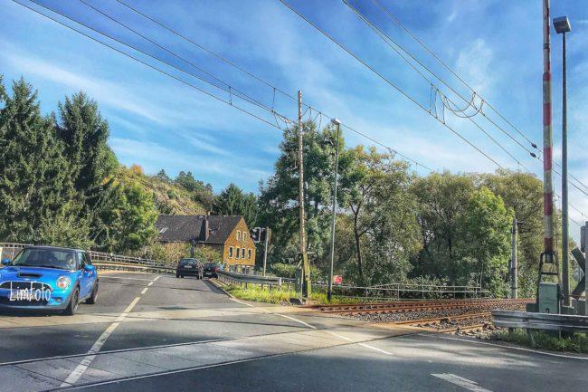B8 – Richtung Bad Camberg