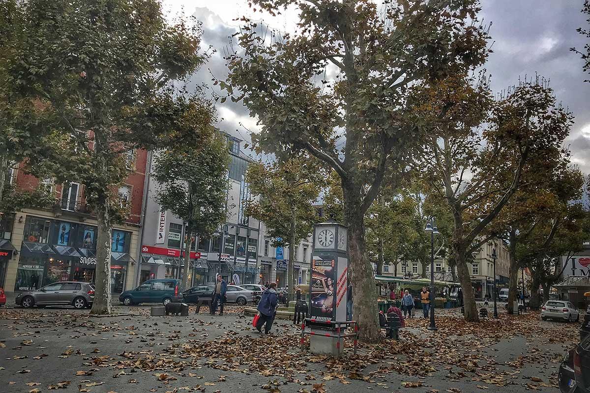 Der Limburger Neumarkt 2017