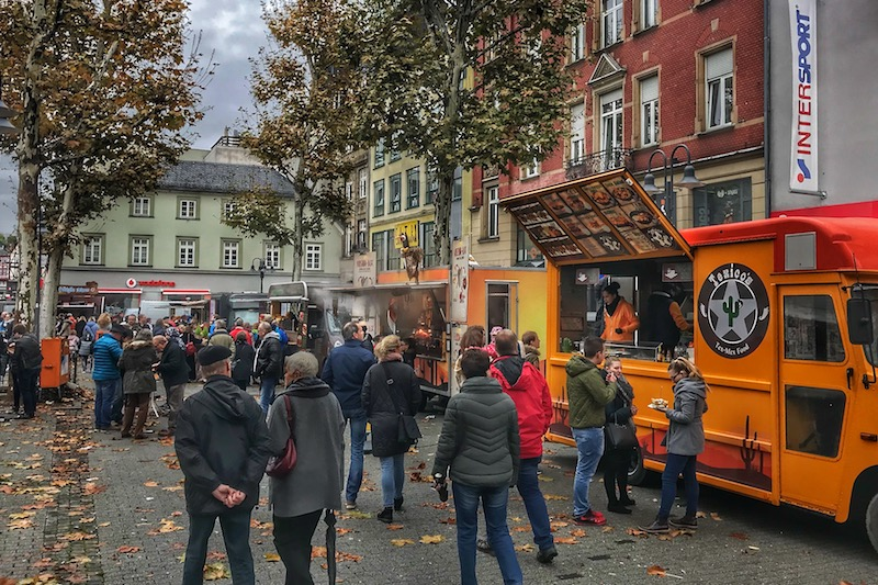 Food Festival in Limburg