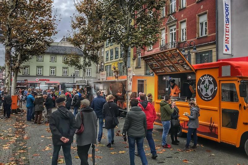 Food Festival in Limburg
