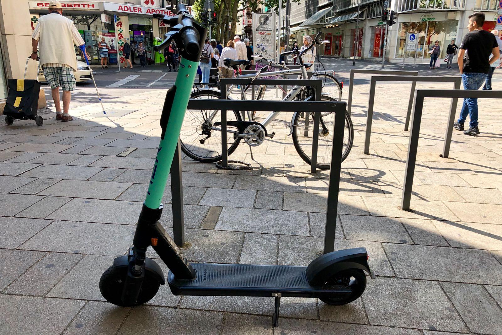 Das Thema E-Scooter im Blog