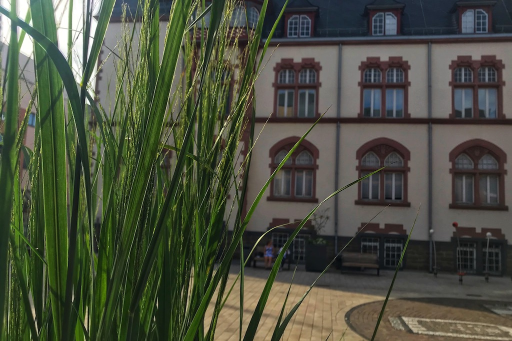 Barriere Check - Rathaus