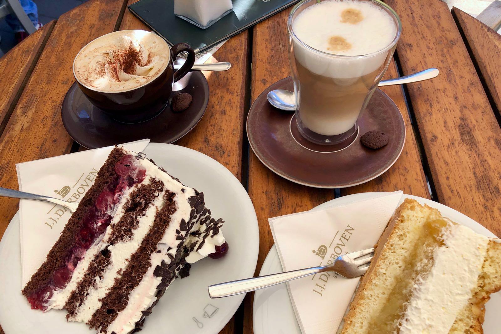 Frühstück, Smartphone und Co.