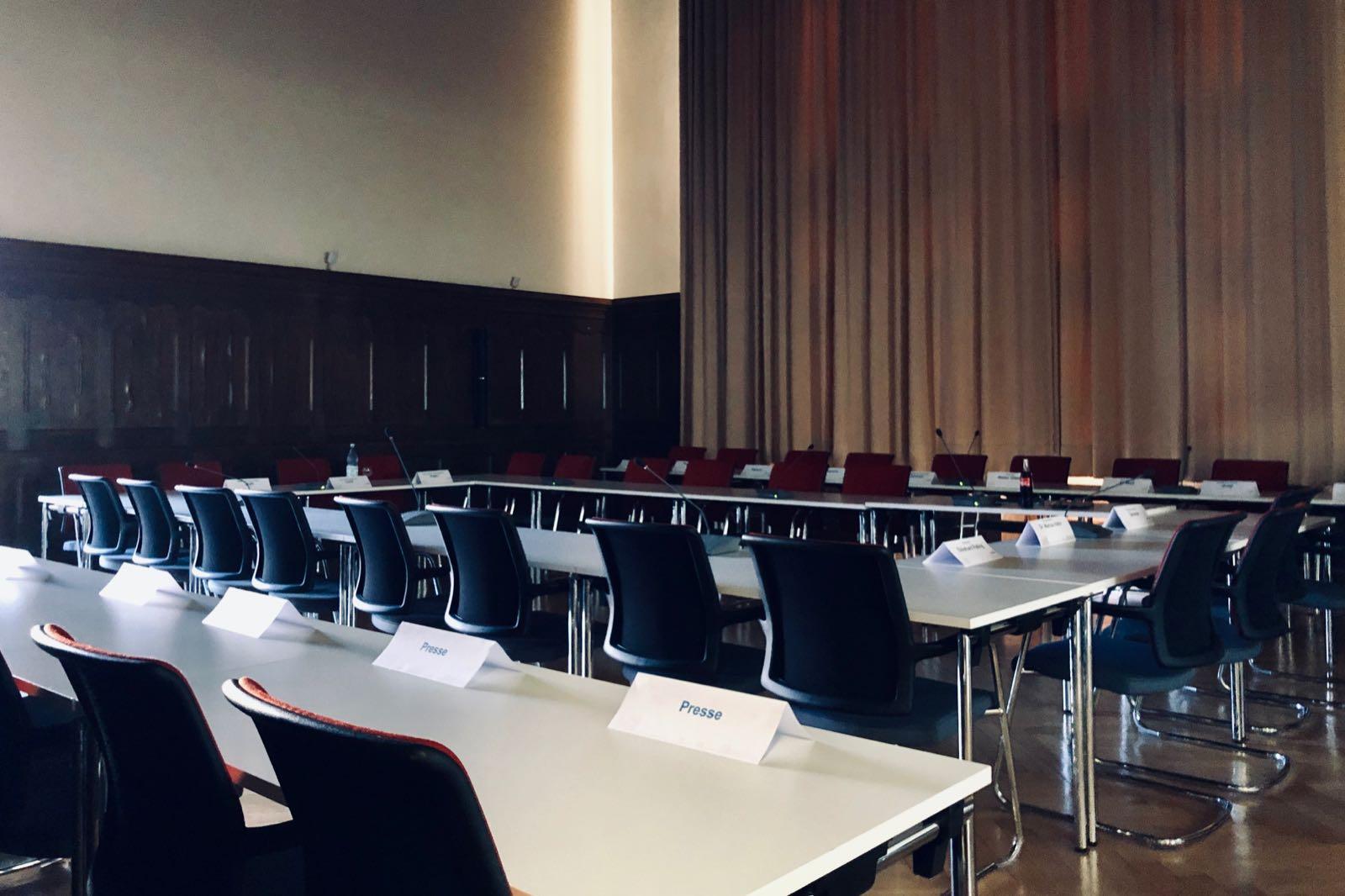 Sitzung des Ausschusses für Stadtentwicklung, Wirtschaft und Verkehr