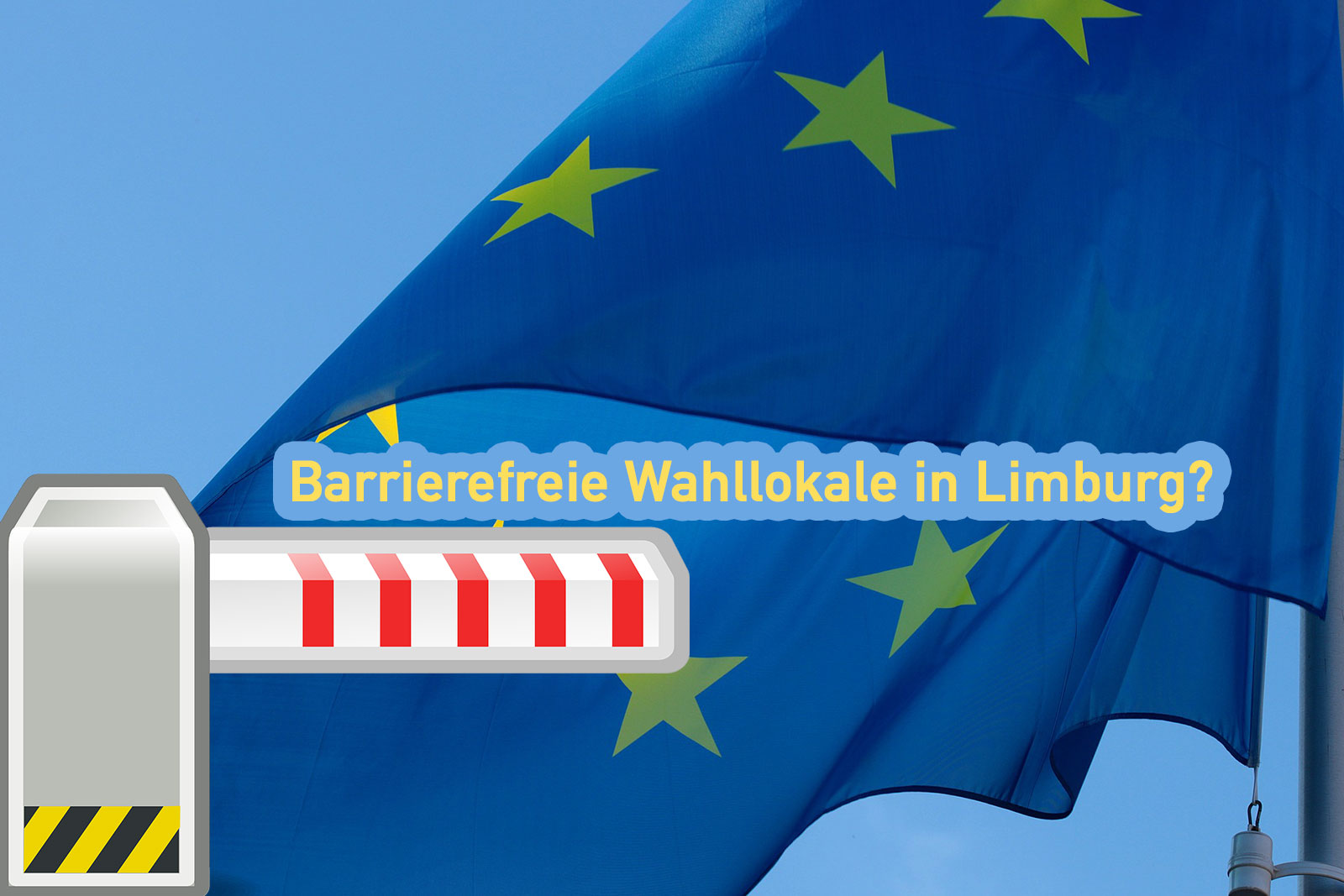 Barrierefreie Wahllokale in Limburg?