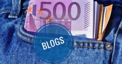 Blog Nummer 500 - Blick zurück und nach vorne