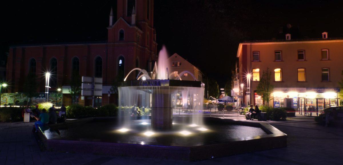 Fotografie: Limburg bei Nacht?