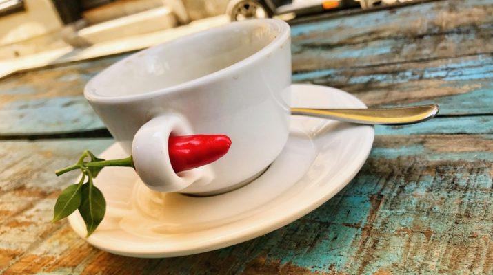 Kurz und knapp – der Cafébesuch