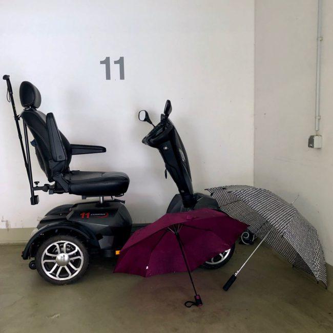 Cobra11 - Mein E-Scooter