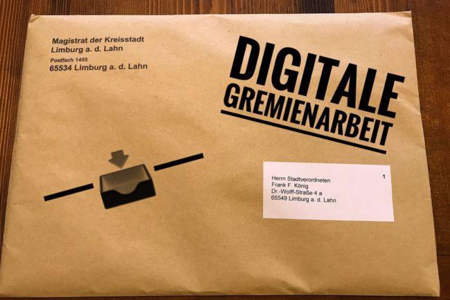 Einsatz digitaler Medien