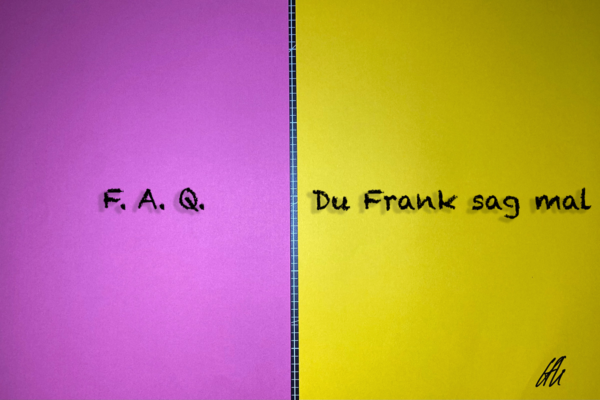 """5 Antworten die euch bei """"Du Frank sag mal"""" überraschen werden?"""