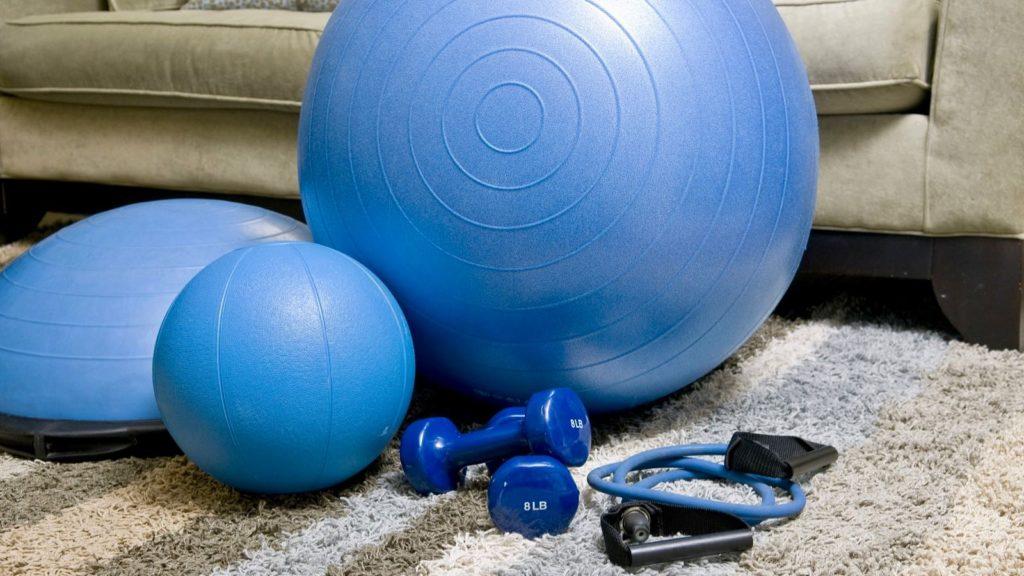 Fitness + Wohlbefinden durch Sport