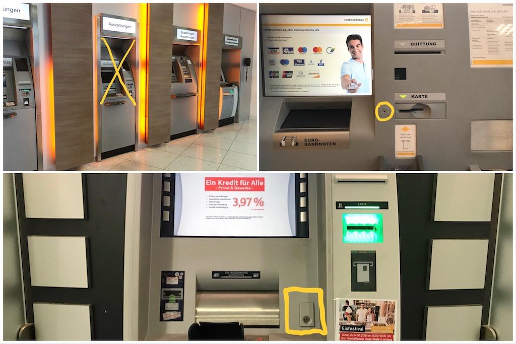 Barrierefreien Finanzdienstleistungen