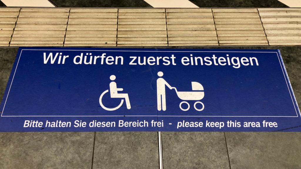 Meine Reise im ÖPNV nach Frankfurt am Main