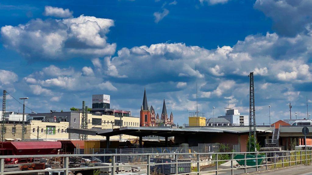Die Stadt – fünf Fragen – das Leben und ich!