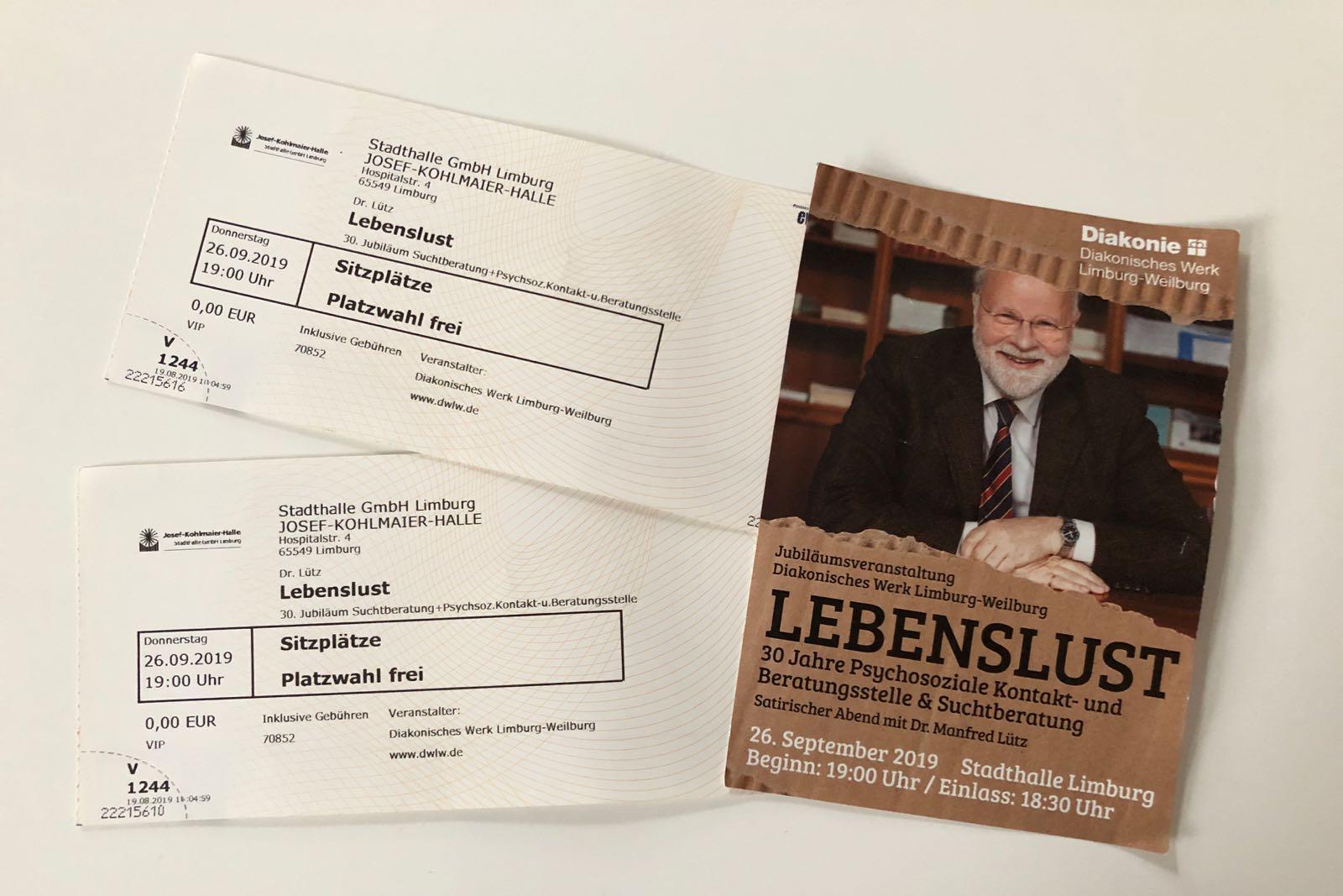 Jubiläumsveranstaltung Diakonisches Werk Limburg-Weilburg