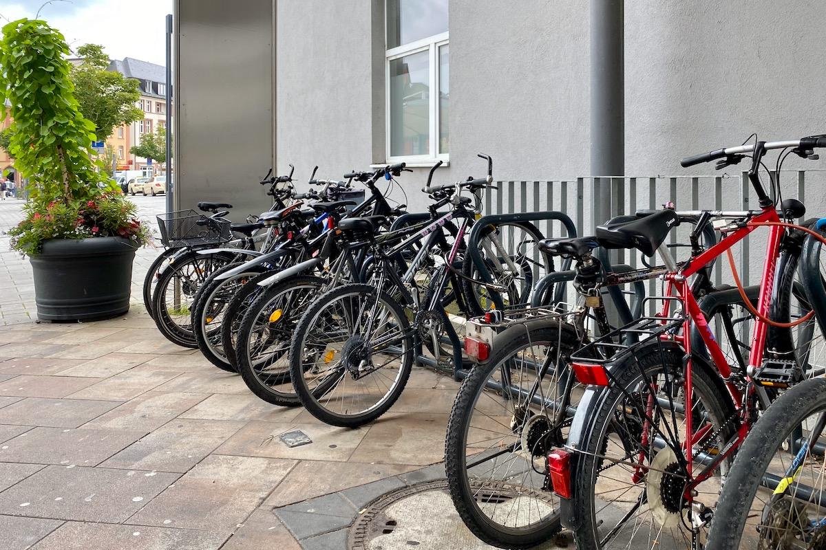 Kennzeichen für Fahrradfahrer?