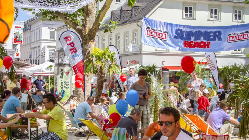 Familien-Stadtfest in Limburg
