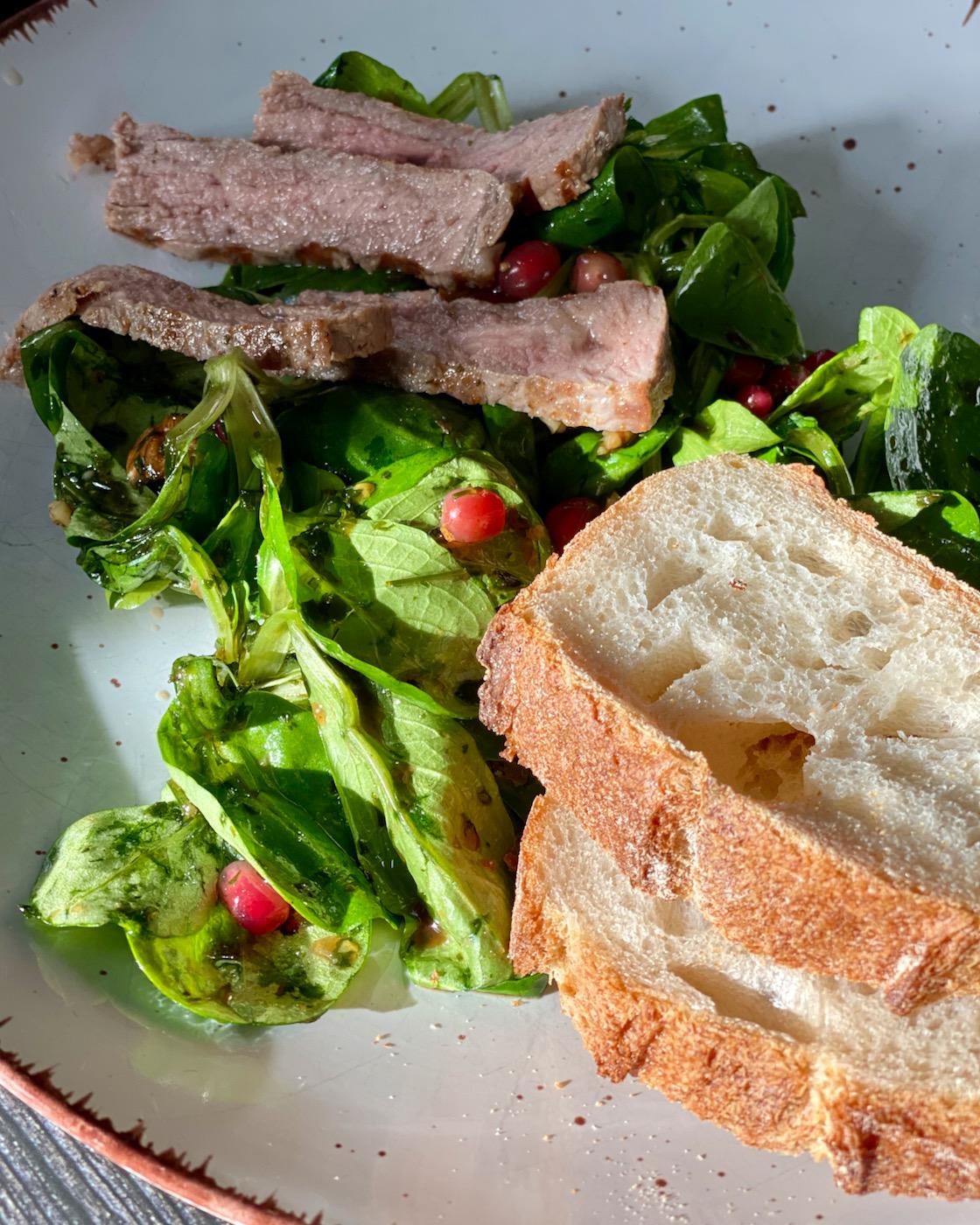 Feldsalat - einfach ein Traum für mich!