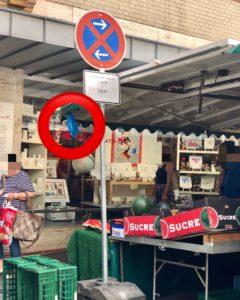 Limburger Wochenmarkt in der City
