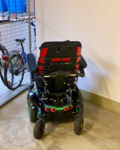 M5 - Test E-Rollstuhl