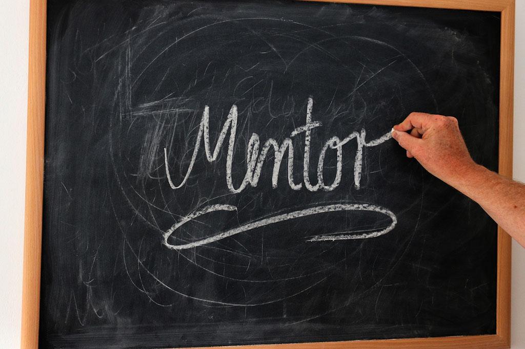 Mentor steht für: Lernbegleiter