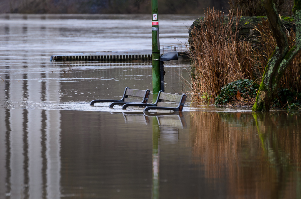 Hochwasser in Limburg
